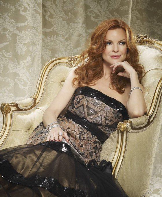 Happy Birthday to Marcia Cross who turns 58 today!