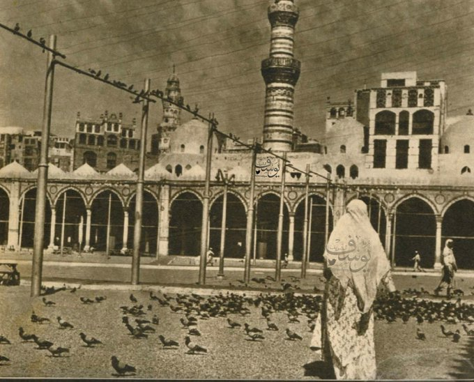 رد: .. صور من الذاكرة ورحم الله جميع موتى المسلمين عهد مضى وبقيت الذكريات .