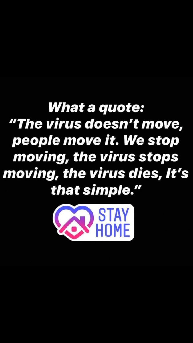 #StayAtHomeSaveLives #LockdownNow #COVIDー19 @RespectYourself