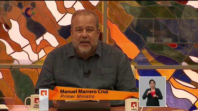 Primer Ministro cubano comparece en Mesa Redonda para informar nuevas medidas contra la Covid-19 (Transmisión en vivo)