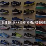 Image for the Tweet beginning: Our online store remains open.