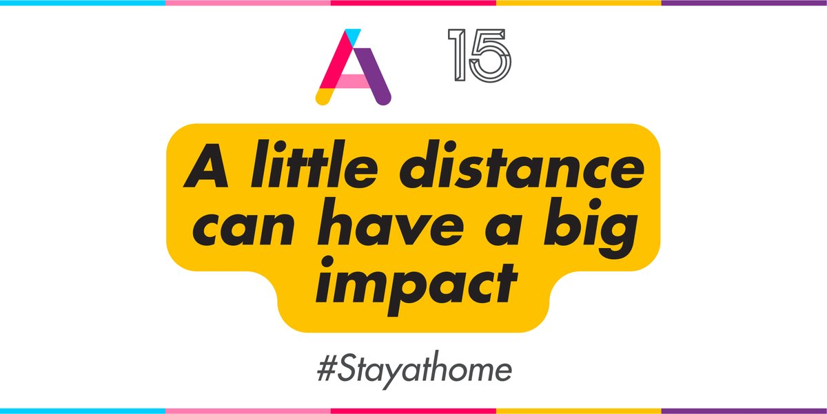 Please practice social distancing to make sure that you and your loved ones are safe.  #SocialDistancing #StayAtHome #Covid19 https://t.co/O0ZUwqSf85