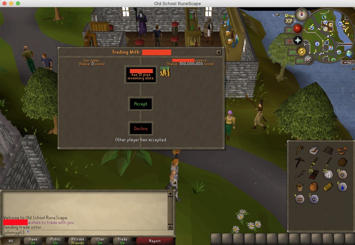 How to have sex on runescape