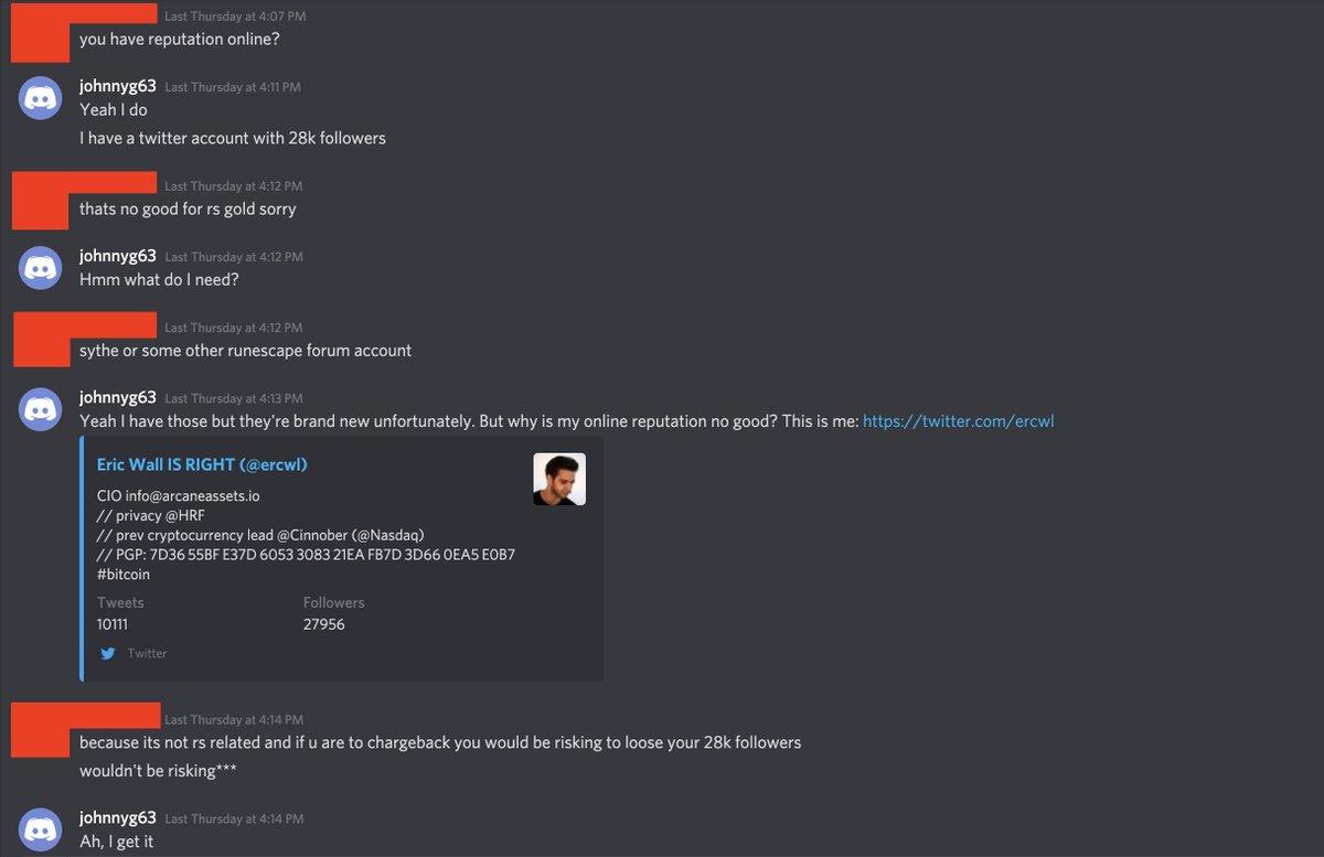 runescape bitcoin