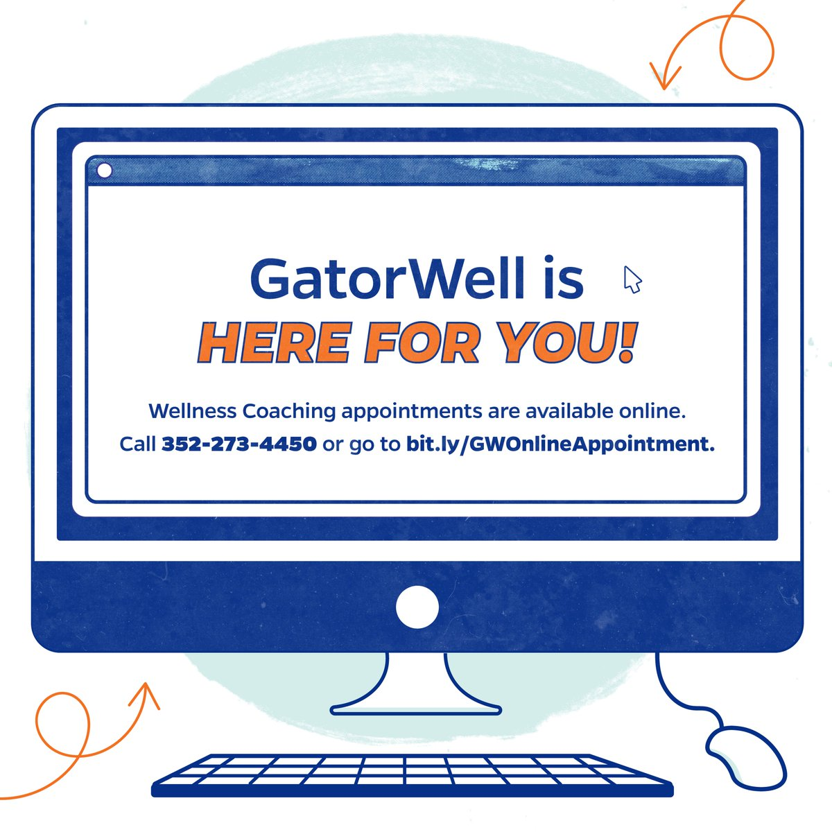 Continue practicing academic success by signing up for a free Wellness Coaching appointment!😃
