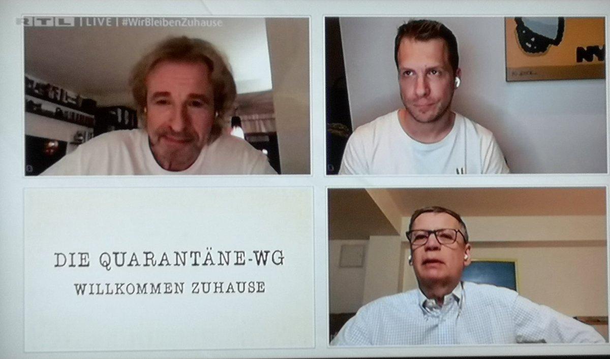 #QuarantäneWG