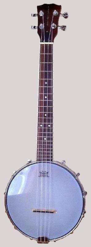 Excelsior Tenor scale Banjolele