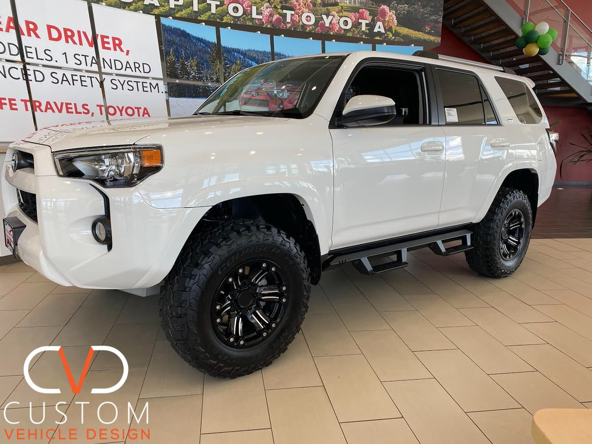 Custom Vehicle Designs On Twitter Toyota 4runner With Black Rhino Asagai Wheels 2020 2019 Toyota 4runner Toyota4runner Blackrhinowheels Cvd Cvdauto Customvehicledesign Https T Co 3vcvghqa7s