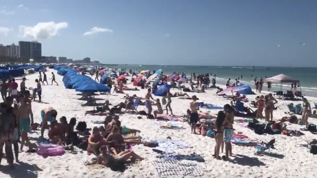 Florida university announces 5 spring breakers tested positive for coronavirus hill.cm/w1WDfGO