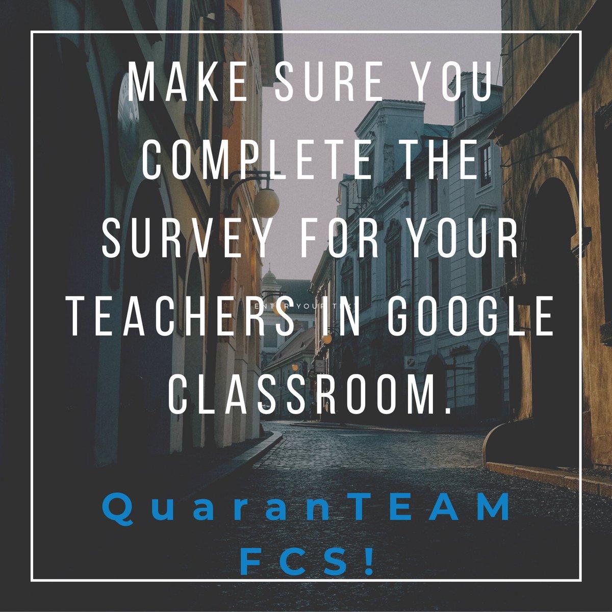 CSHS, your teachers need your help!