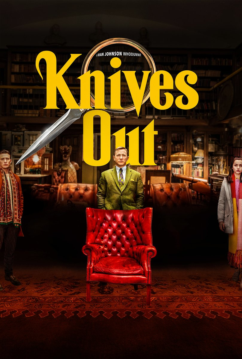 Knives Out: The Social Distancing Cut