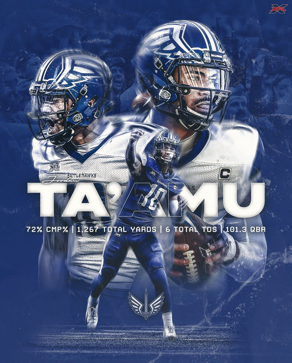 Best of luck with the Chiefs, @JTaamu10