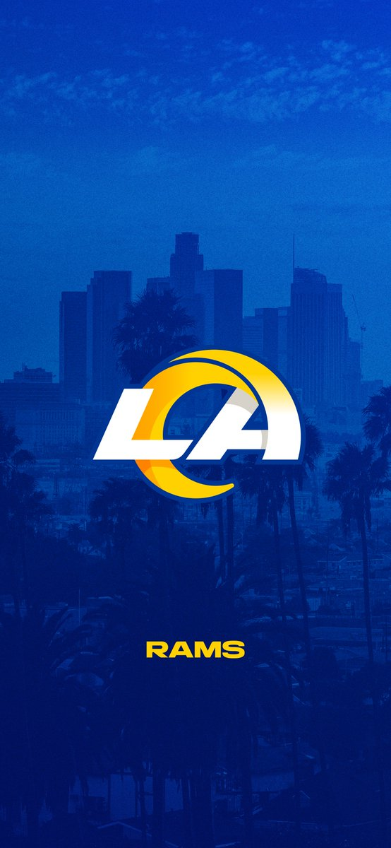 Los Angeles Rams On Twitter New Logo New Wallpapers