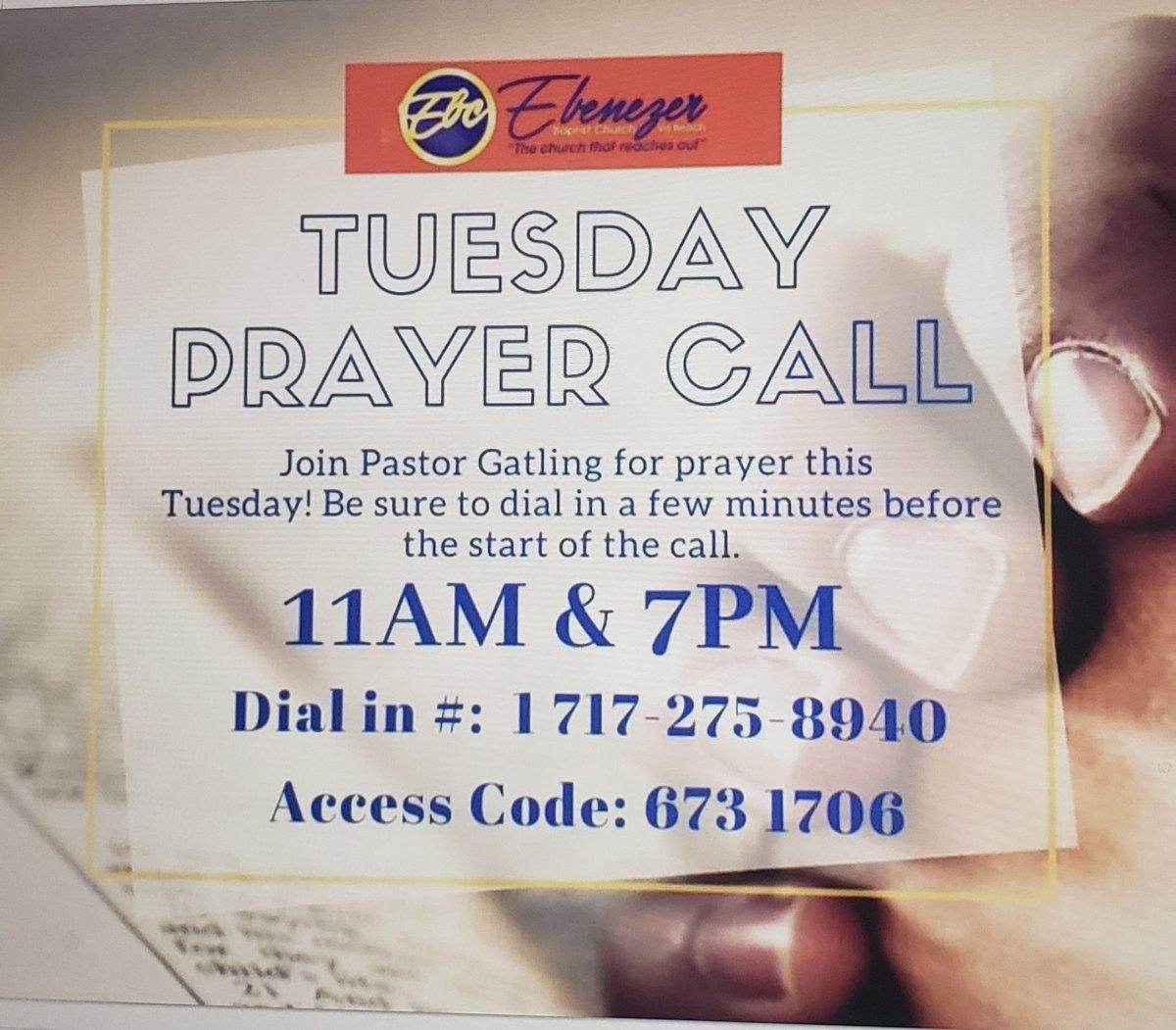 Join us in prayer.