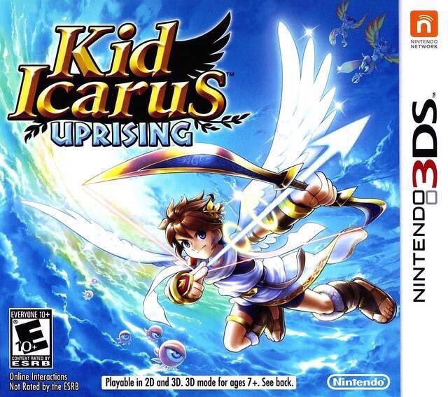 Kid Icarus: Uprising for 3ds was released on this day in North America & Europe, 8 years ago (2012)