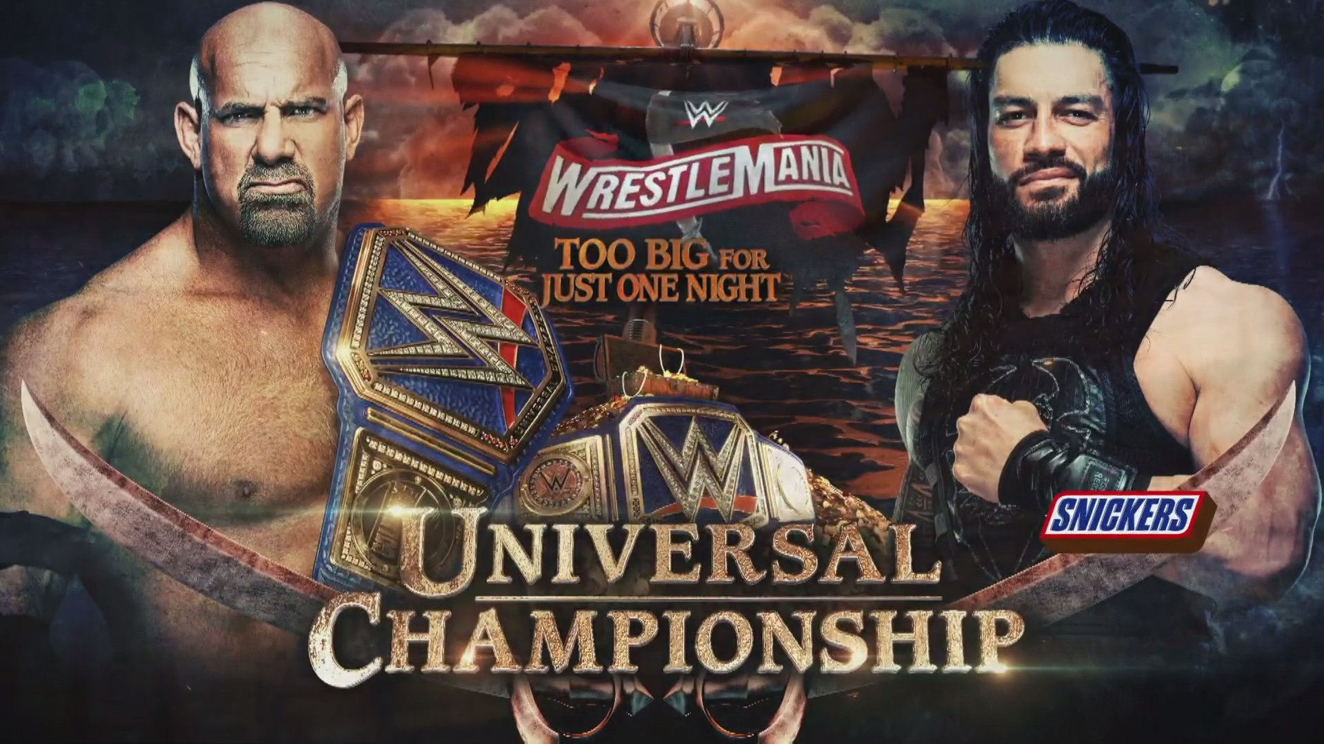 Roman Reigns & Drew McIntyre In Verbal War Over Wrestlemania Main Event? 2