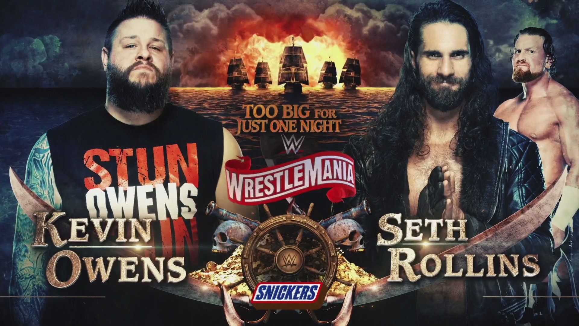 WWE To Film Two Endings For Wrestlemania 36 Matches FOR THIS REASON 2