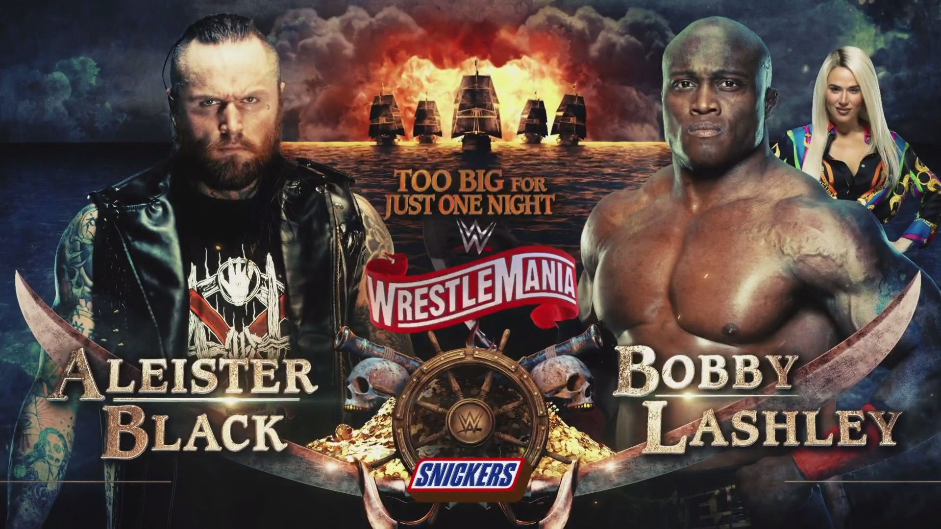 WWE Confirms Wrestlemania 36 Title Match & More; Updated Card Revealed 2