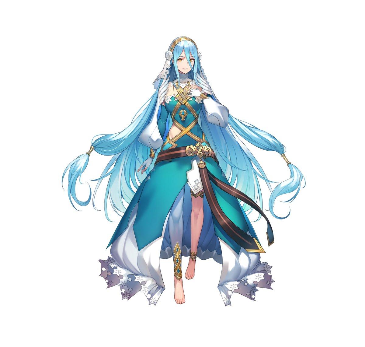 @FE_Heroes_EN's photo on Azura