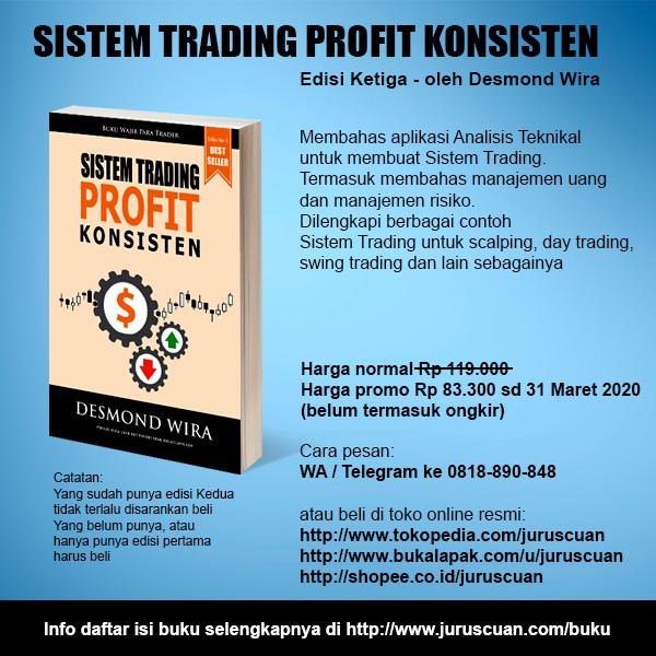 Profil Trader Sukses Indonesia: Desmond Wira - Serius Tapi Santai