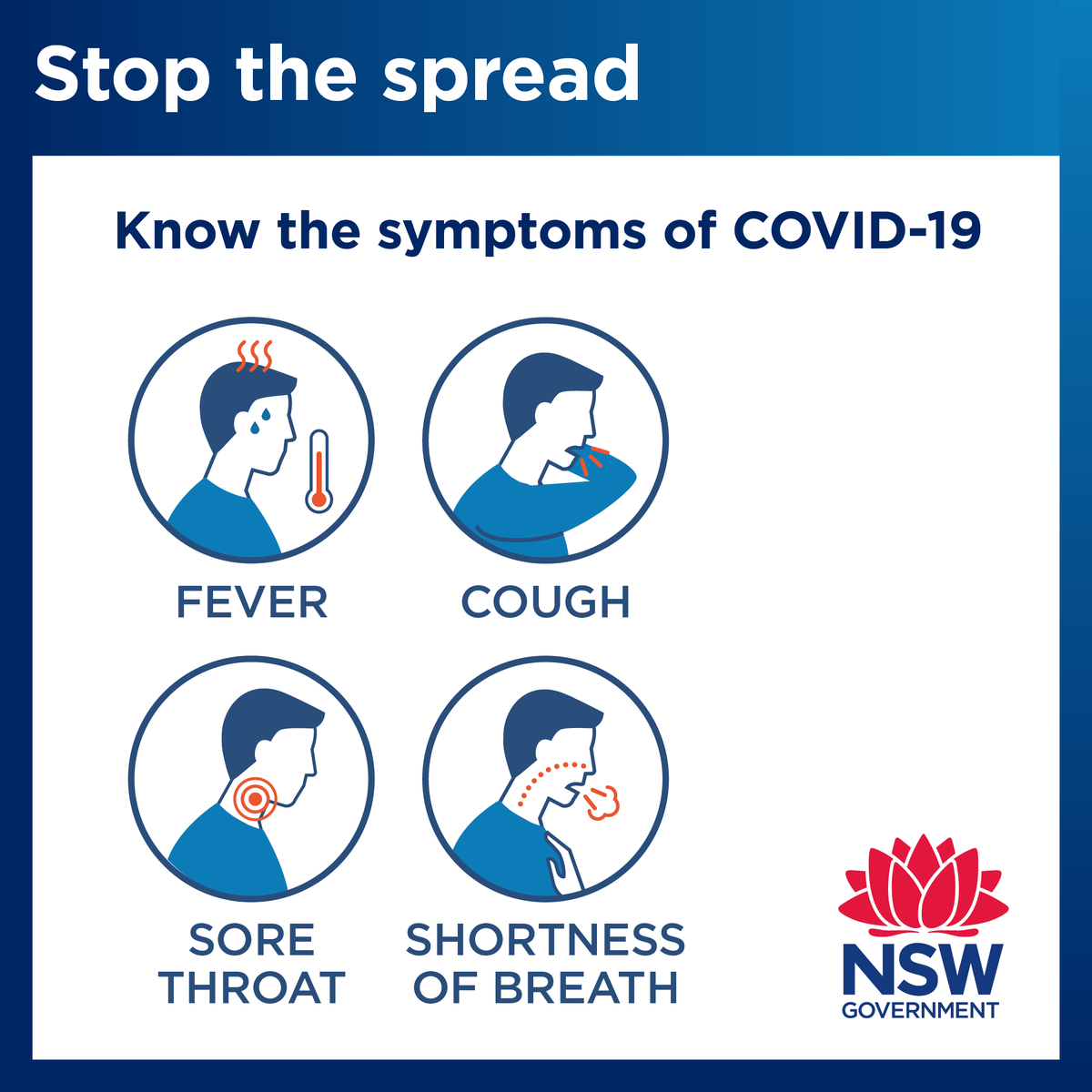 Nsw Health On Twitter If You Experience Any Of The Below Symptoms Call Your Doctor Or Healthdirect On 1800 022 222 If Your Symptoms Are Severe Visit Your Local Emergency Department Https T Co Fvczeeubyl