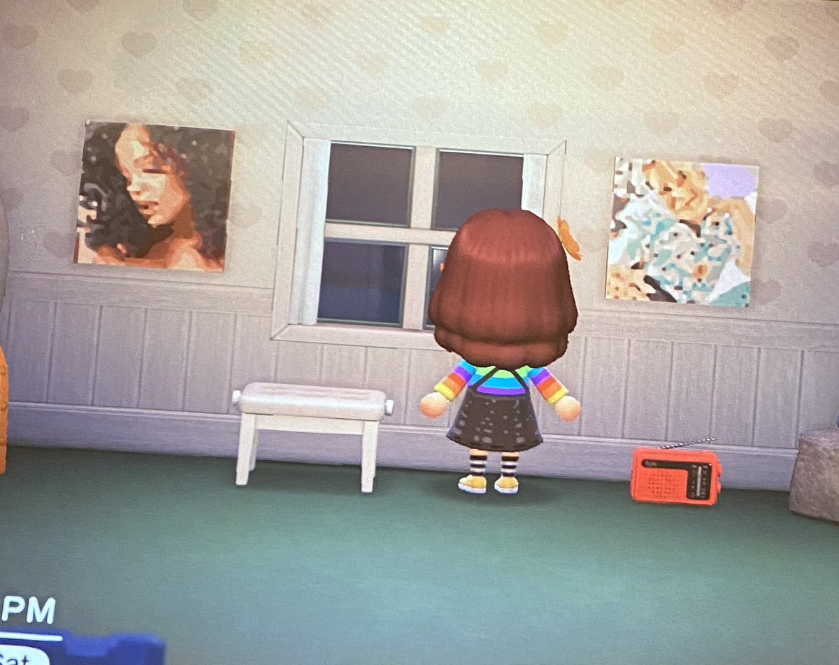 Who's doing it like me? I got @TessaThompson_x and @brielarson on my wall! AND THATS ON PERIOD #AnimalCrossingNewHorizon #AnimalCrossingDesignpic.twitter.com/QTQWruzEiw