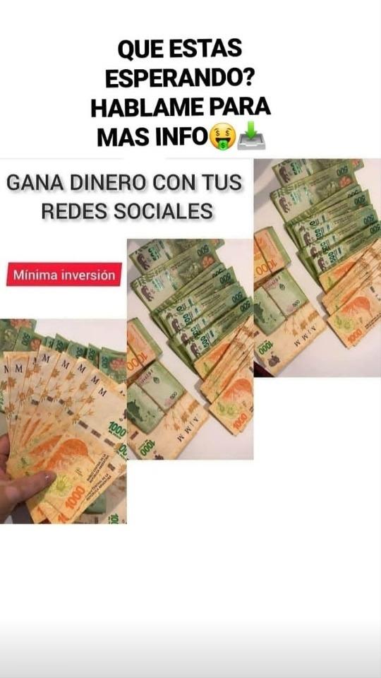 Unete a mi equipo y generas ingresos todos los dias,la mejor capacitación -Genera con tus redes sociales -soporte en un grupo de WhatsApp -ganando sin límites #memes_random1 #memesespañol #memes #memes #memeespañol #memesvideos #chiste #videosgraciosos #capturas #memesespañolpic.twitter.com/wlMOuDvlTz