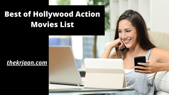 Best of Hollywood Action Movies List #Hollywood Movies