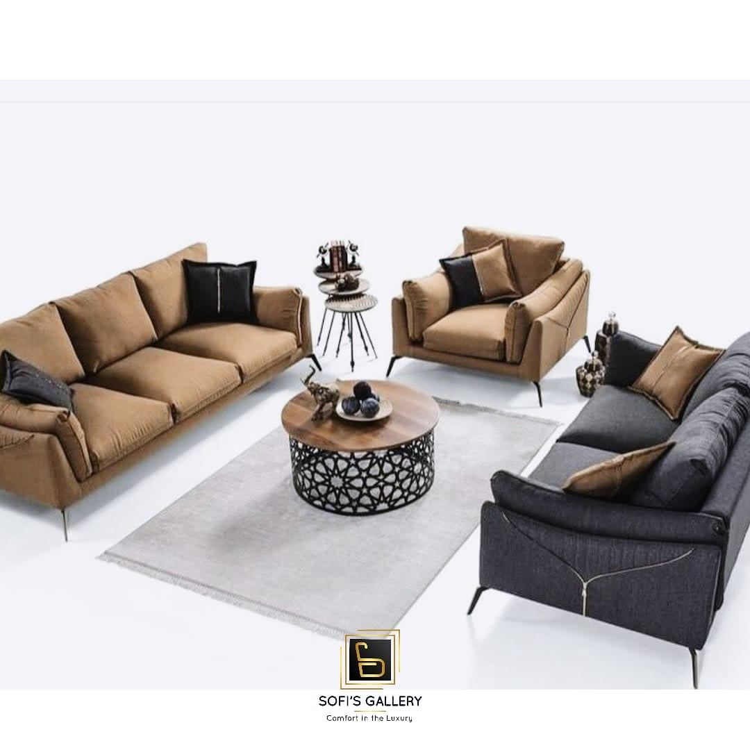 How about you spice up your living room with this amazing design.  Brown perfectly blends in with multiple colors.   We deliver country wide!!   Check us out @tworivers_ke  for more designs on both fabric and leather sofas.   #tuesdayvibes  #tuesdaymood #picoftheday  #fabric