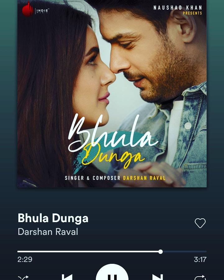 We enjoyed Bhula dunga songs. #ShehnaazInBhulaDunga  #ChartbusterSid <br>http://pic.twitter.com/DlbQjxE2m6