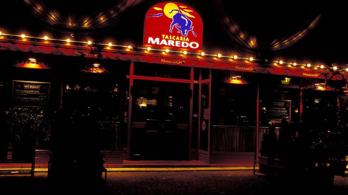 #Maredo