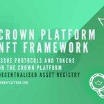 "Image for the Tweet beginning: Crown Platform releases ""Emerald"" -"