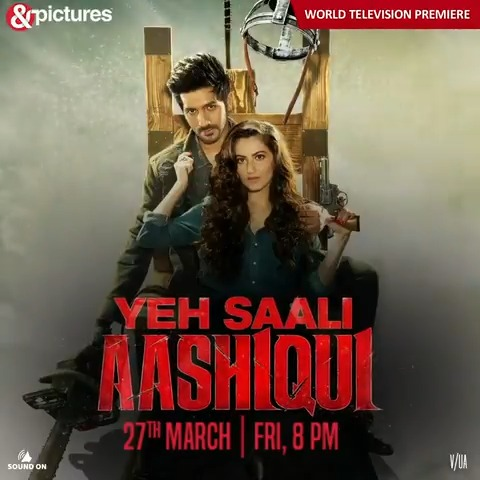 Jab pyaar karein betray, jaan lo revenge is on the way. Yeh Aashiqui nahi aasaan iss se bacho gharpar raho! Watch World Television Premiere of Yeh Saali Aashiqui on 27th March Fri at 8PM only on &pictures @PuriVardhan @ShivaleekaO #RuslaanMumtaz @jesse_lever #HumAndarCoronaBahar