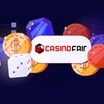 Image for the Tweet beginning: CasinoFair: blockchain platform where poker,