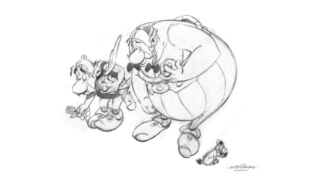 Les équipes du Parc Astérix adressent leurs plus sincères condoléances à la famille d'Albert Uderzo. Albert Uderzo était, avec René Goscinny, à l'origine du Parc Astérix. Impliqué et présent sur l'ensemble de nos projets, il restera dans les mémoires de chacun d'entre nous. https://t.co/C40VbhvYQ1