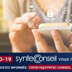 Image for the Tweet beginning: [#SyntecConseilVousInforme] Collecte de #DonnéesPersonnelles liées
