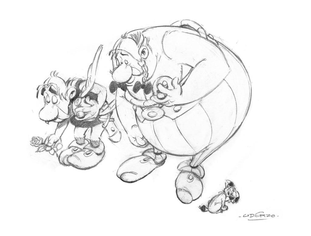 Asterix en Obelix (A, Uderzo)