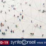 Image for the Tweet beginning: [#COVID19] Syntec Conseil ouvre une