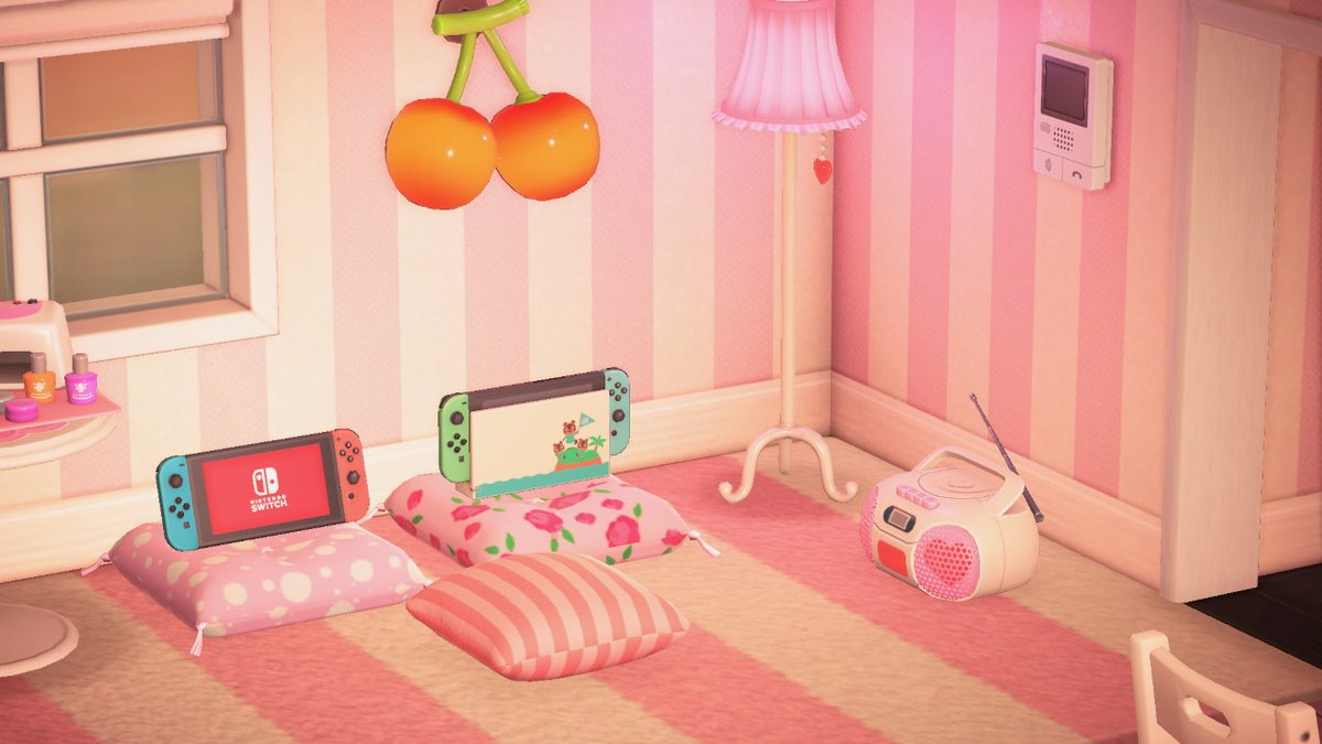 Celeste On Twitter Bedroom Update Animalcrossing Acnh