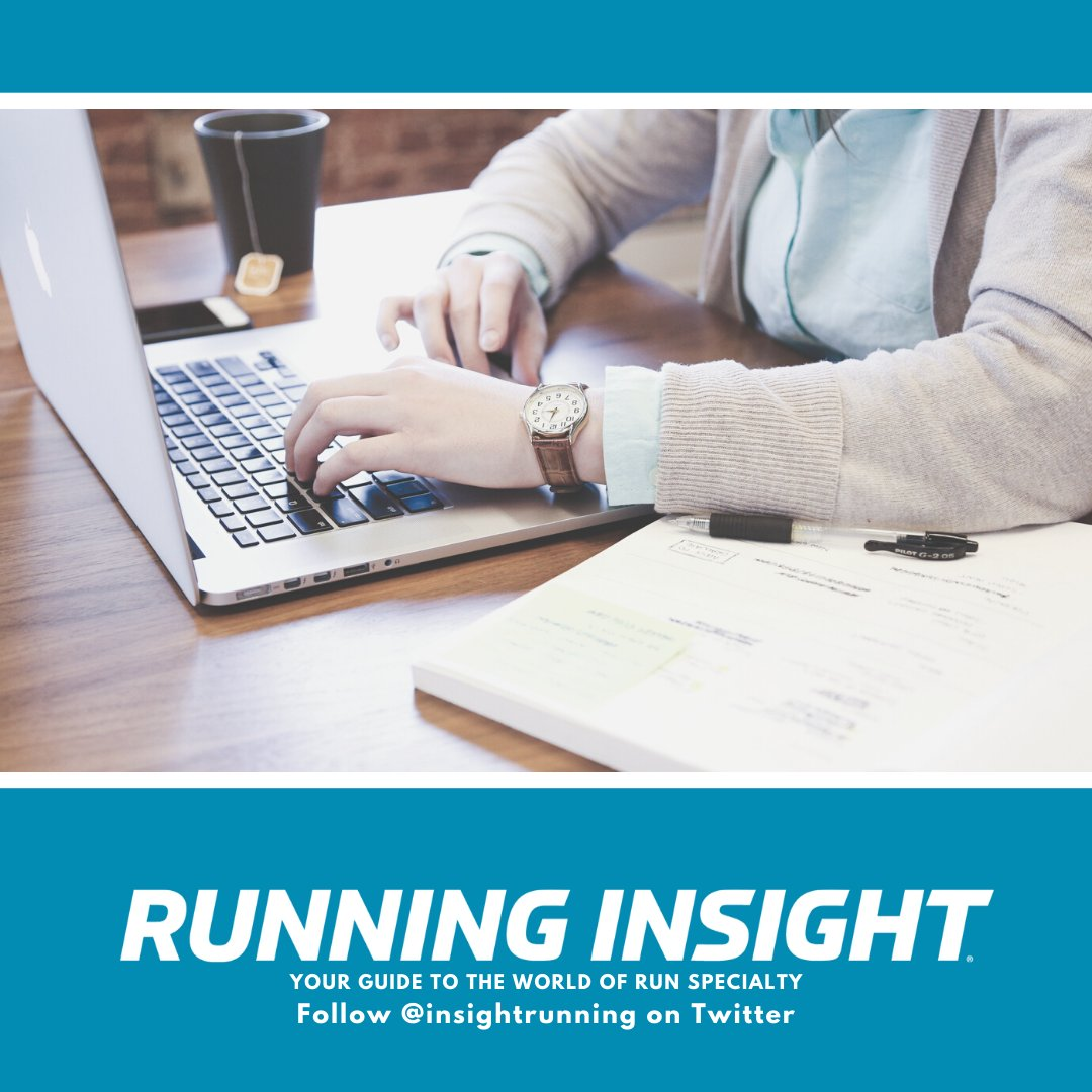 Stay up-to-date on industry trends, new products, business analysis and much more by following @InsightRunning