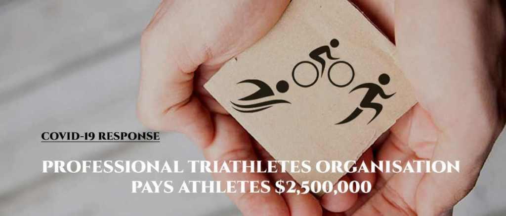 #coronavirus La PTO, @protriorg : bonus di 2.5 milioni di dollari per i triatleti. @thecollinscup rinviata al 2021. Il marchio Ironman nel mirino. @IRONMANtri #mondotriathlon #ioTRIamo ❤️