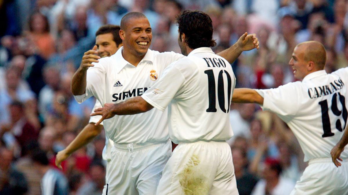 79'   5-1   GOOOOOAAAAAAAL by who? @Ronaldo!! He does it again!! #RMFansEnCasa   #RMLiga