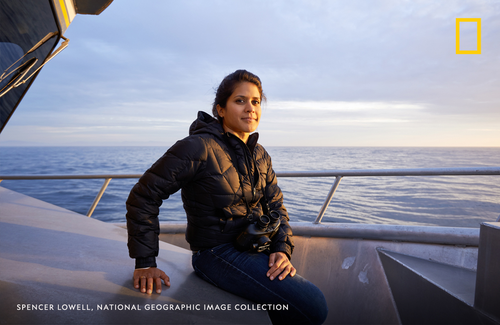 Asha de Vos (@ashadevos), a pioneer of whale research in the North Indian Ocean, became the first Sri Lankan Ph.D. marine mammal biologist. #WHM2020 https://t.co/n0gwxecEnj