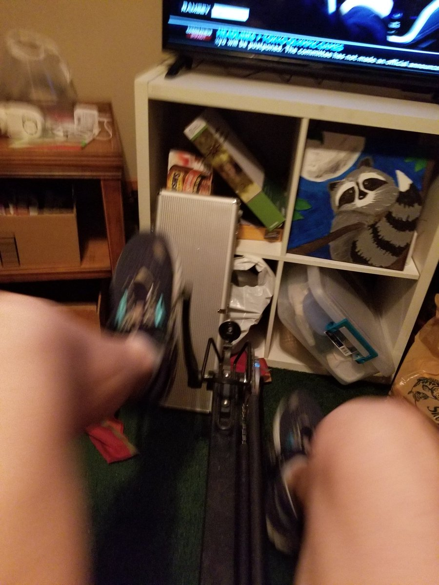 Good Morning Wildcats!  Remember to get 30-60 minutes of moderate to vigorous exercise daily!  May 30 minutes was on the bike this morning.  Tomorrow I'll share a link for some great activity! #CHSPEROCKS #getoutandmove #exercisemakesyoufeelbetter<br>http://pic.twitter.com/FCdDLpXaJ5