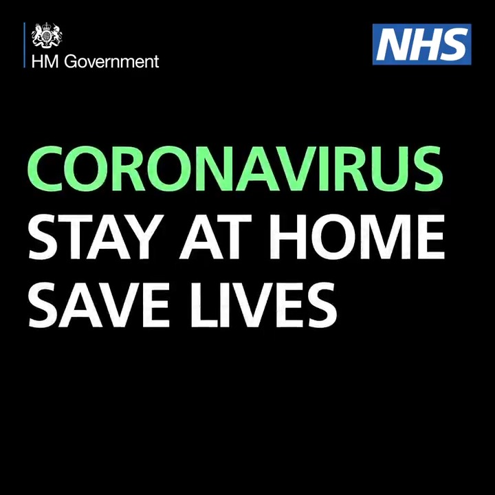 Help us protect #OurNHSPeople and the most vulnerable people by staying at home. The only reasons to go out are to: 🛒 Shop for necessities or pick up medicine 👩‍⚕️ Go to work when you cannot work from home 🚶‍♀️ Exercise once a day. ❌ Do not meet with others. #StayAtHomeSaveLives