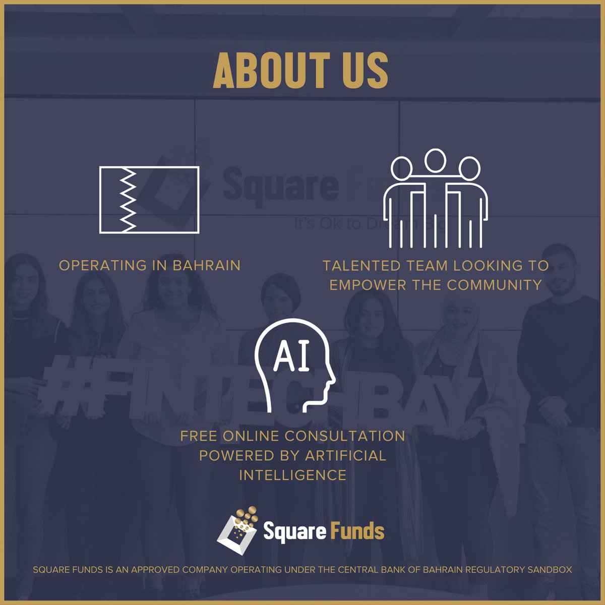 Wondering who we are and what we do? #SquareFunds #BahrainInvestment https://t.co/MQUFbidpcj