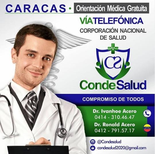 Jodedores! en #CondeSalud estamos activos en: #Caracas #Falcon #Barquisimeto #Carabobo sumando por #Venezuela https://t.co/Y16whxgWVb