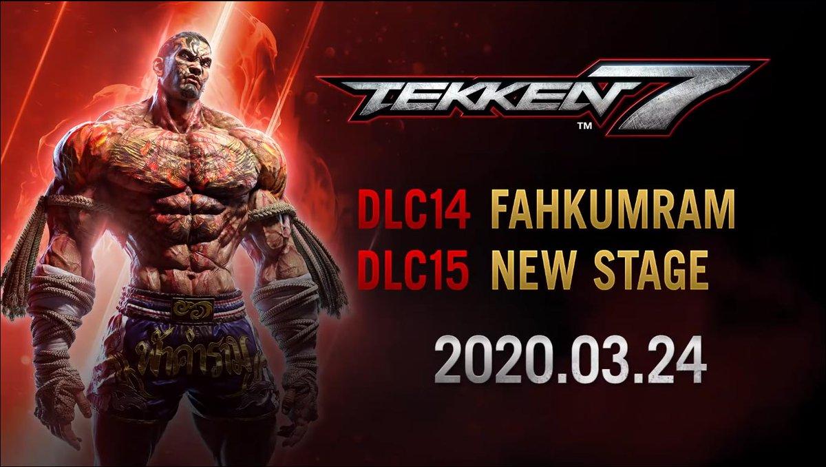Tekken 7 Free Dlc Characters