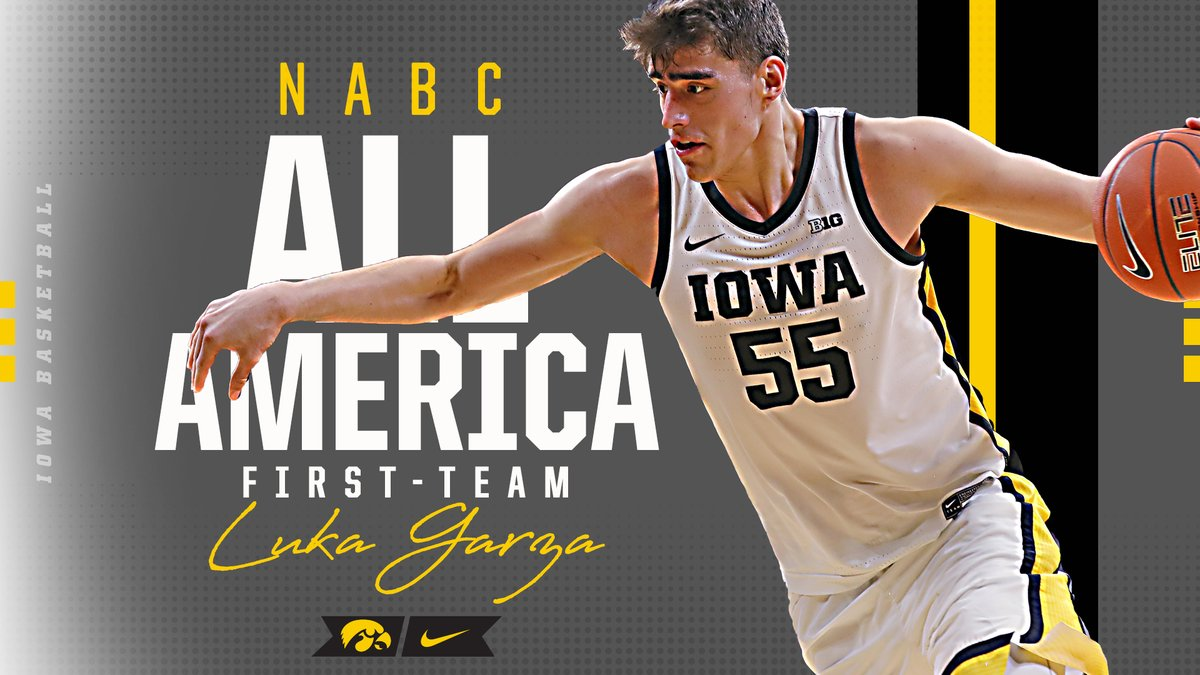 @IowaHoops's photo on Garza