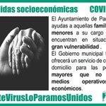 Image for the Tweet beginning: El @AytoParla pone en marcha